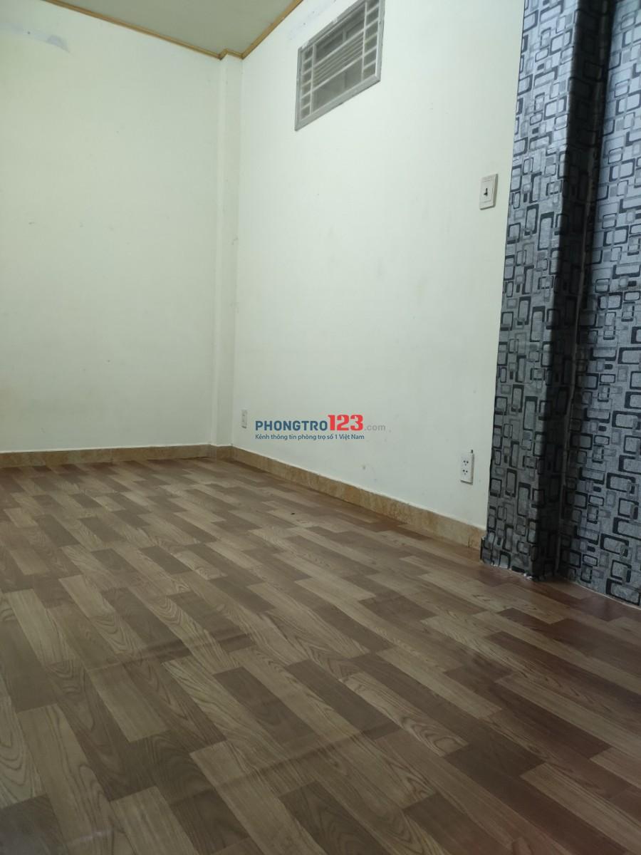 Phòng trọ nhỏ 15m2 gần Lotte mart giờ giấc tự do giá thuê 1tr8/tháng
