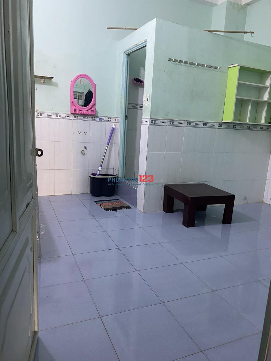 Cho thuê phòng trọ tại 36/46/3 Kinh Dương Vương, Phường 13, Quận 6.