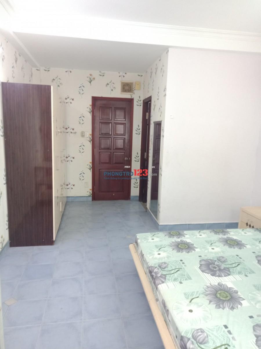 Phòng trọ, căn hộ MINI tiện nghi 176 Cao Lỗ, Q.8. DT 60m2 1 phòng ngủ, phòng khách tiện nghi