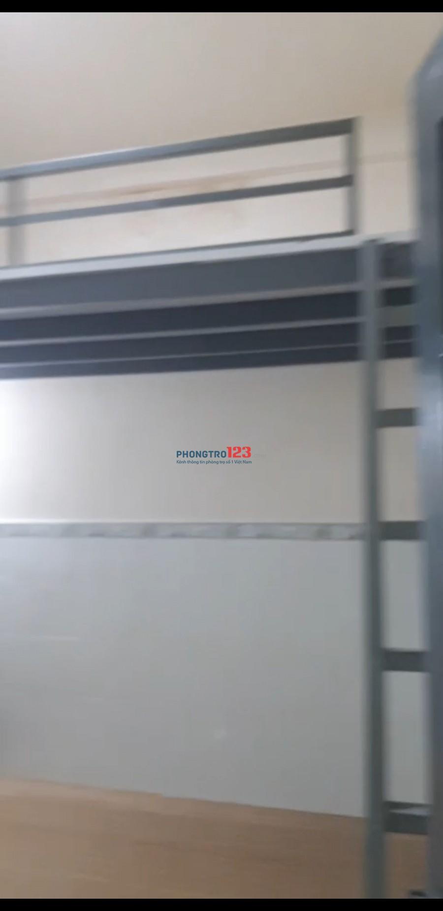 Tìm nam sinh viên ở ghép. Phòng có máy lạnh máy nước nóng có gác, giờ giấc tự do khóa vân tay