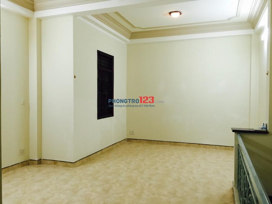 01 phòng mới đẹp giá rẻ, ngay Lăng Chả Cá, công viên Hoàng Văn Thụ, gần Sân Bay 3.5tr