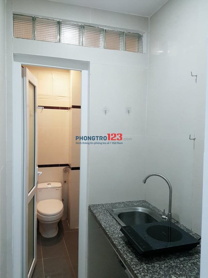 Phòng Full nội thất giá rẻ 5tr ở Quận 1