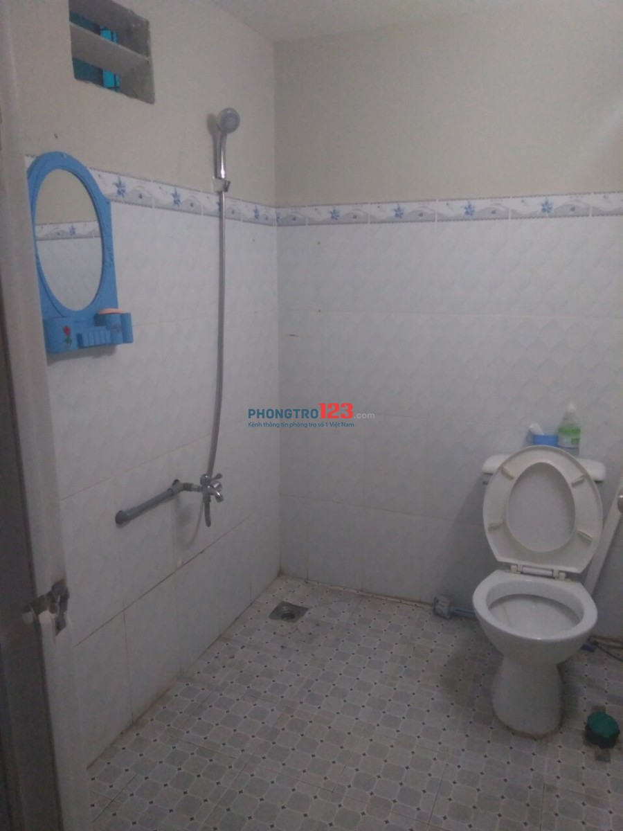 Cho nữ thuê phòng trọ giá rẻ tại 71 Đường số 39, Phường Tân Quy Quận 7.
