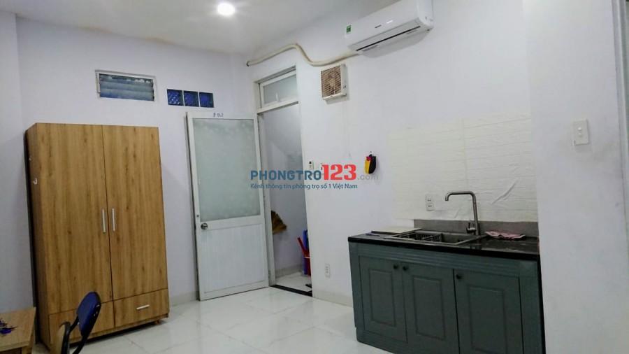 Phòng cho thuê nội thất cơ bản trong khu dân cư 81 an ninh, yên tĩnh