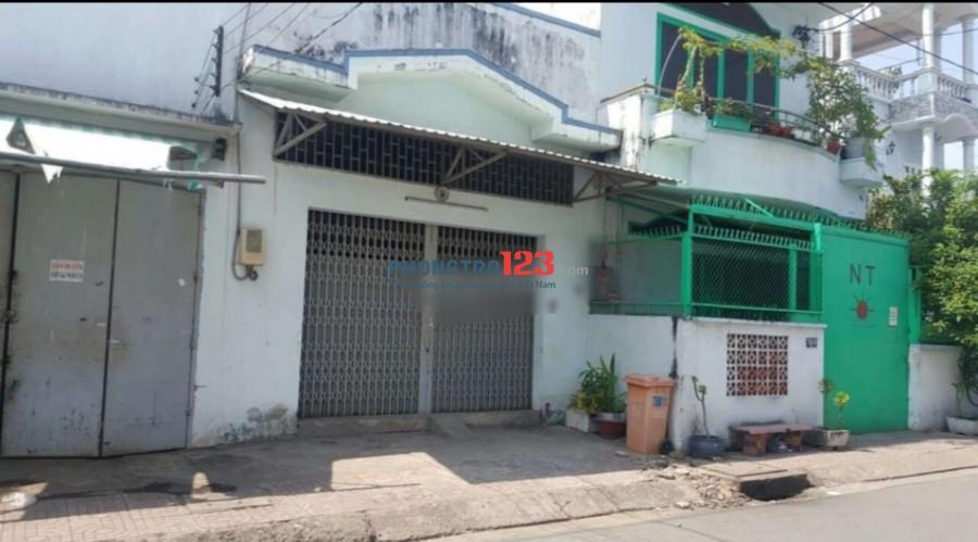 Chính chủ bán hoặc cho thuê nhà 5,3x20 số 759/58 Hương lộ 2 P Bình Trị Đông A Q Bình Tân