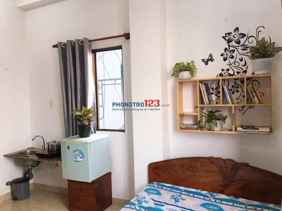 Phòng trọ giá rẻ quận Bình Thạnh 25m2