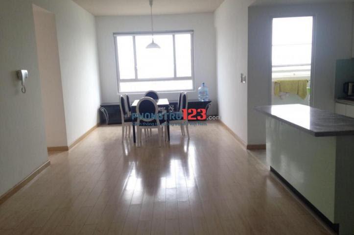 Q.5,Ngay Cầu Nguyễn Văn Cừ, đủ nội thất, cho thuê phòng riêng hoặc ở ghép:1,5T/Th
