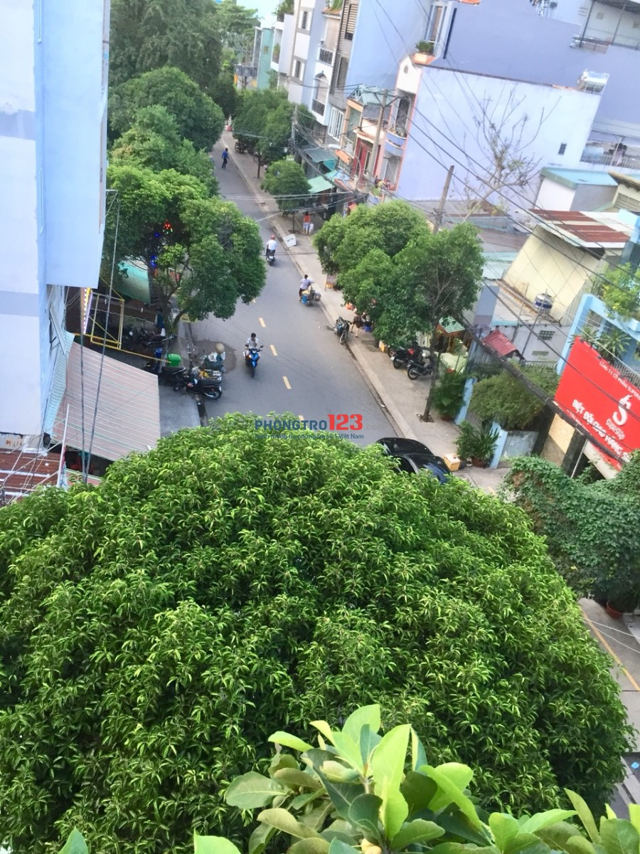 Cho thuê phòng trọ mặt tiền 43 Thân Nhân Trung, P13, Q Tân Bình