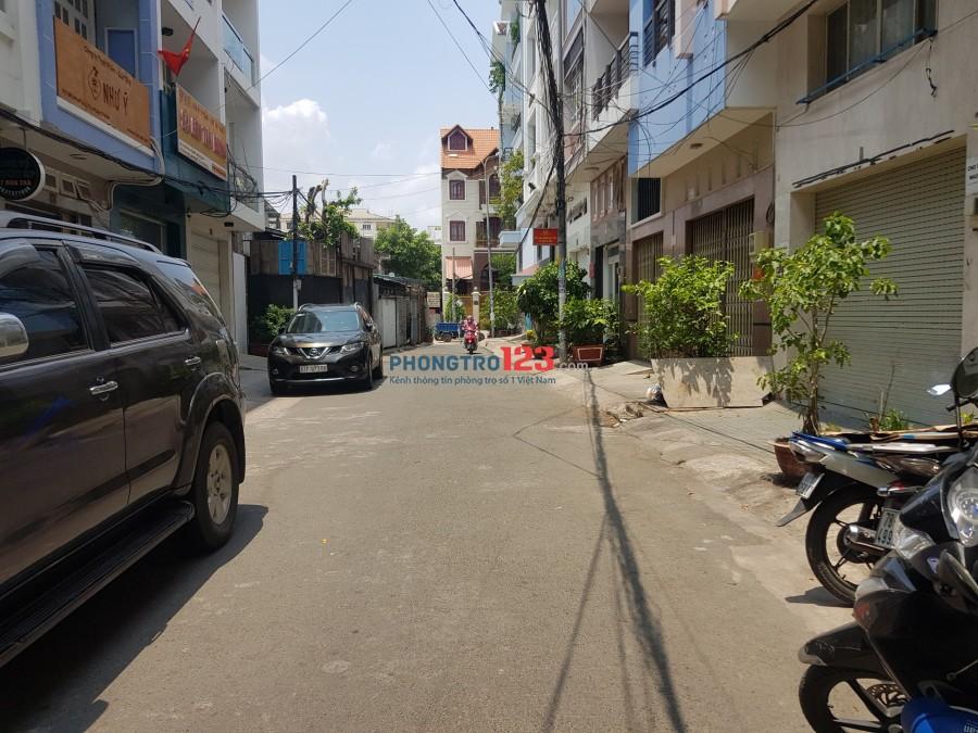 Mặt tiền Trần Khánh Dư, Tân Định, Quận 1, 5 lầu, 220m2 sàn, kinh doanh đa ngành nghề, 25triệu/tháng.