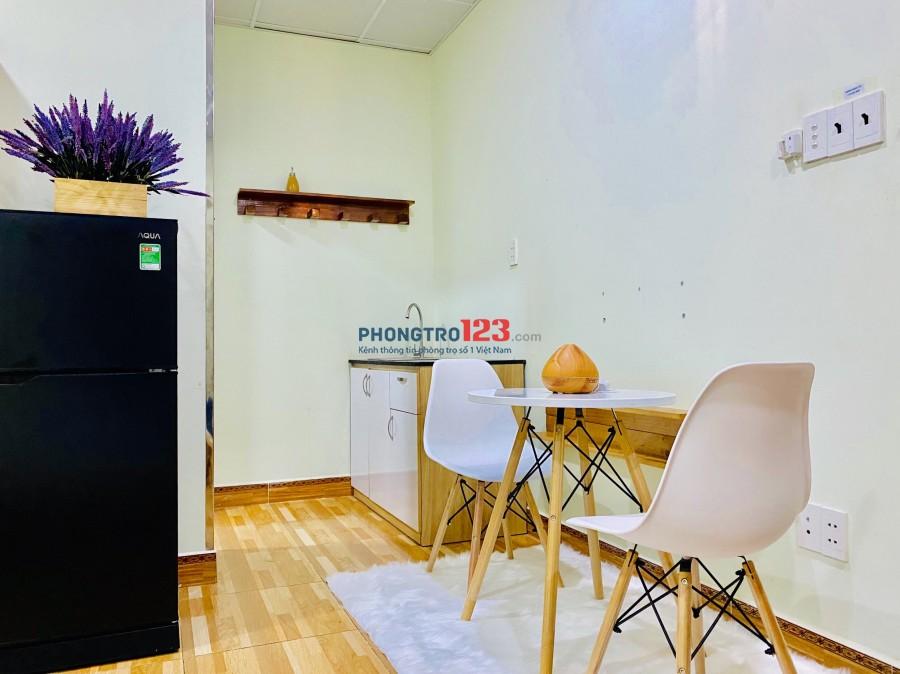 Căn hộ 1PN. Studio full nội thất, ngay trung tâm quận 4
