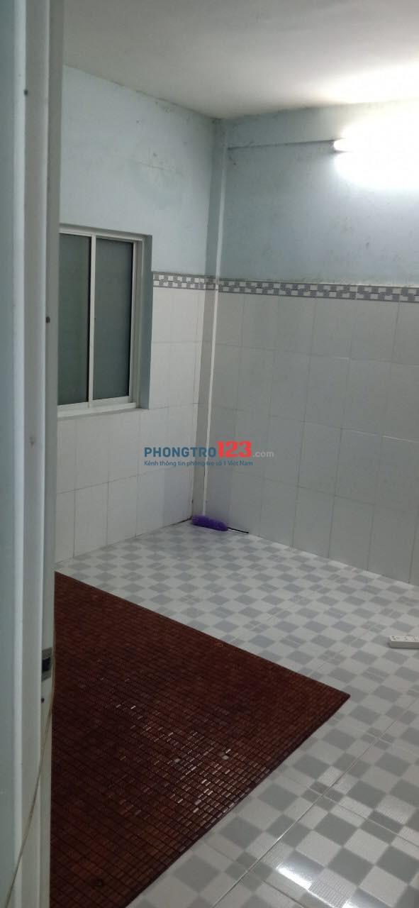 Share phòng nữ chung cư Thanh Đa rộng rãi thoải mái. Giá 3tr/tháng.
