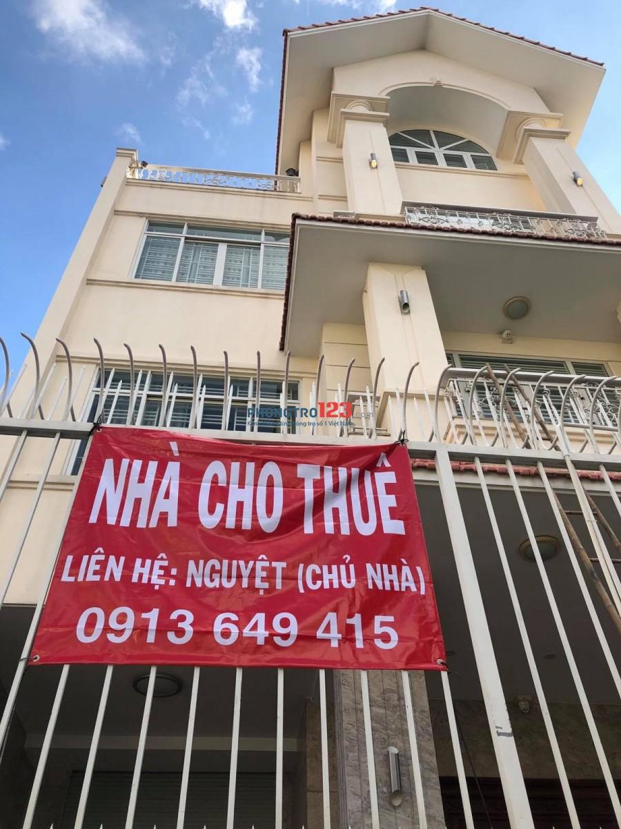 Cho thuê biệt thự Đường số 8, Khu Đô Thị Him Lam