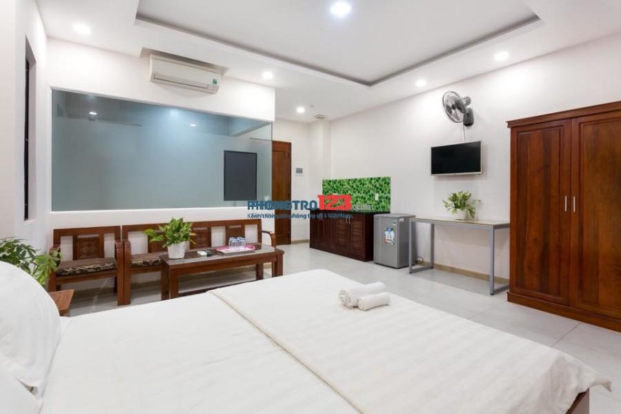 Phòng cho thuê diện tích 40m2, Giá cho thuê 4,5 triệu/tháng, gần khu Him Lam quận 7