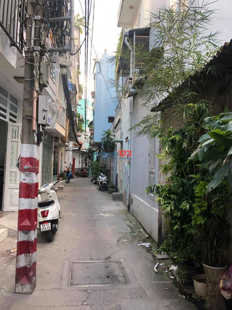 Tìm 1 bạn nữ ở ghép đường Đinh Tiên Hoàng, Bình Thạnh