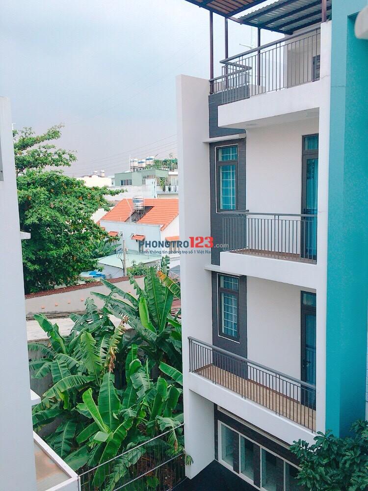 Cho thuê phòng đẹp có nội thất nhà mặt tiền tại 27 Thiên Hộ Dương P1 Q Gò Vấp giá từ 3tr/th
