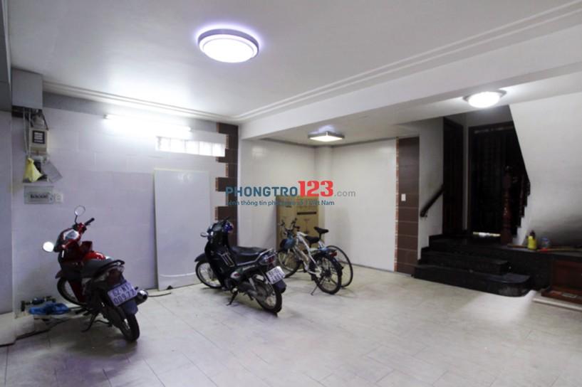 Phòng CAO CẤP, THOÁNG MÁT, gần công viên Hoàng Văn Thụ, 25m2, 3.9tr, giờ giấc TỰ DO