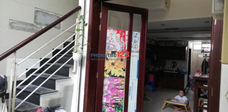Nhà 36m2 Trung tâm Bình Thạnh - P5 Nguyễn thượng Hiền- gần chợ cây quéo
