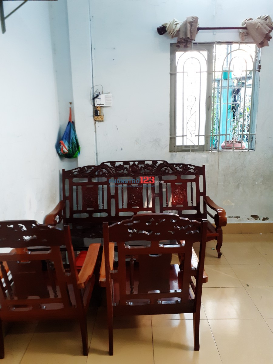 Nhà Nguyên căn cho thuê, diện tích 50m2,Tô Ngọc Vân, Thủ Đức