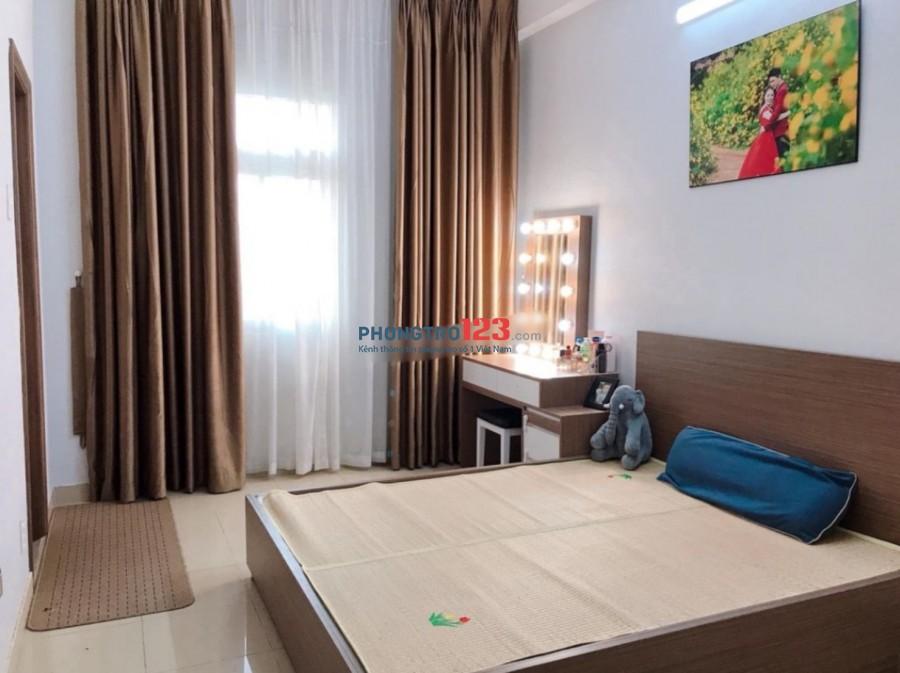 Chính chủ cho thuê căn hộ Chung Cư An Khánh Q2 81m2 2pn đầy đủ nội thất giá 14tr/tháng