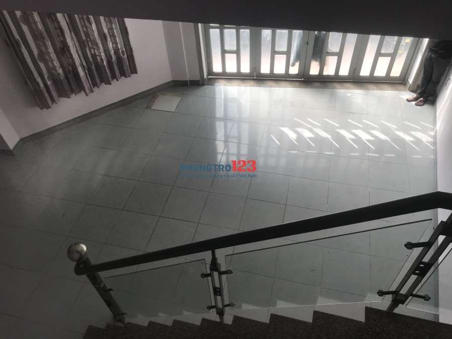 Mặt bằng kinh doanh 40m2 hẻm xe hơi tại đường Tân Thành P Hòa Thạnh Q Tân Phú giá 6,5tr/th