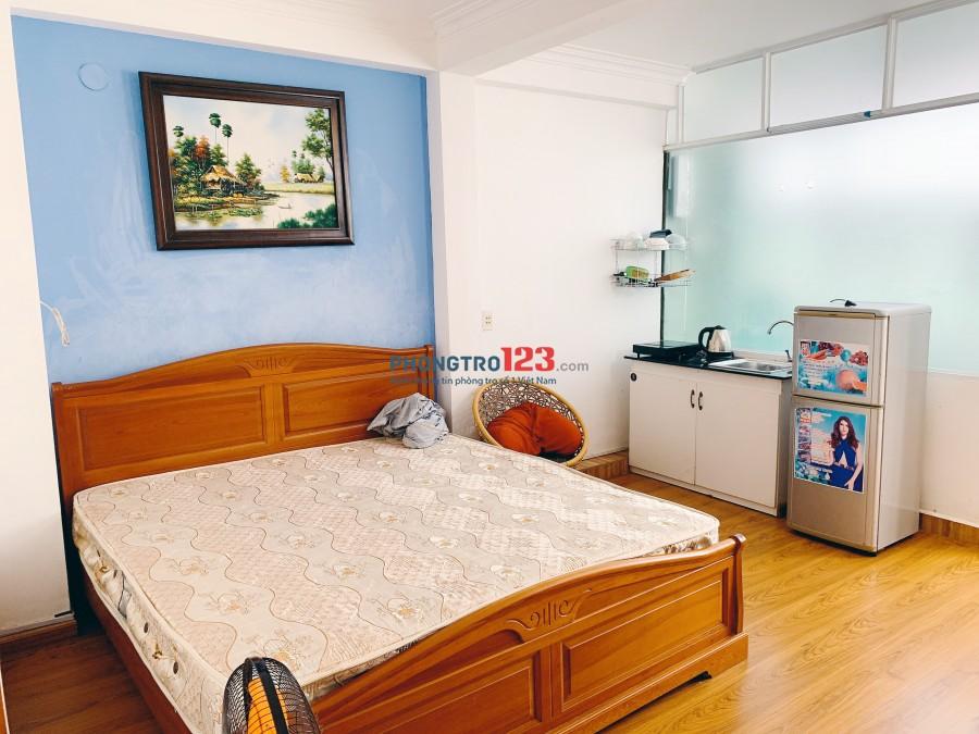 Phòng đầy đủ nội thất, Điện Biên Phủ, Đakao, Quận 1