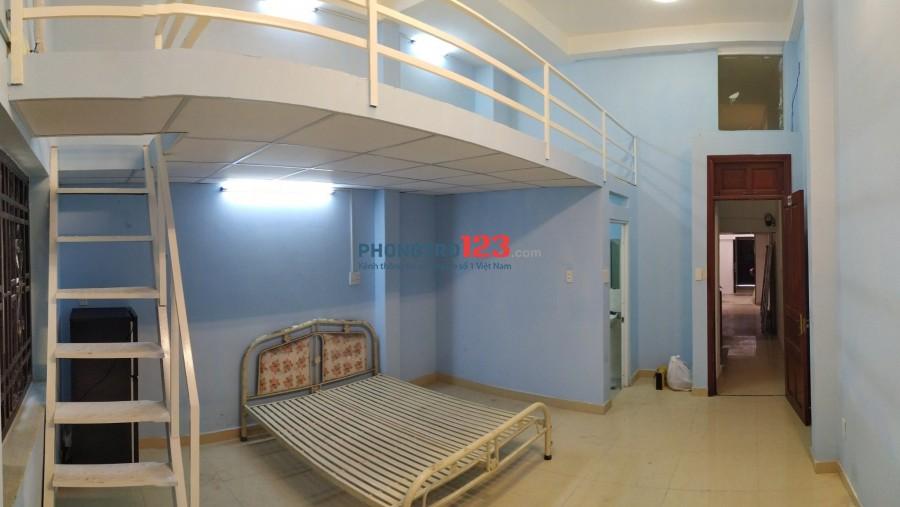 Cho thuê phòng trọ diện tích rộng phù hợp cho gia đình từ 4 đến 6 người ở. Tại Bình Thạnh