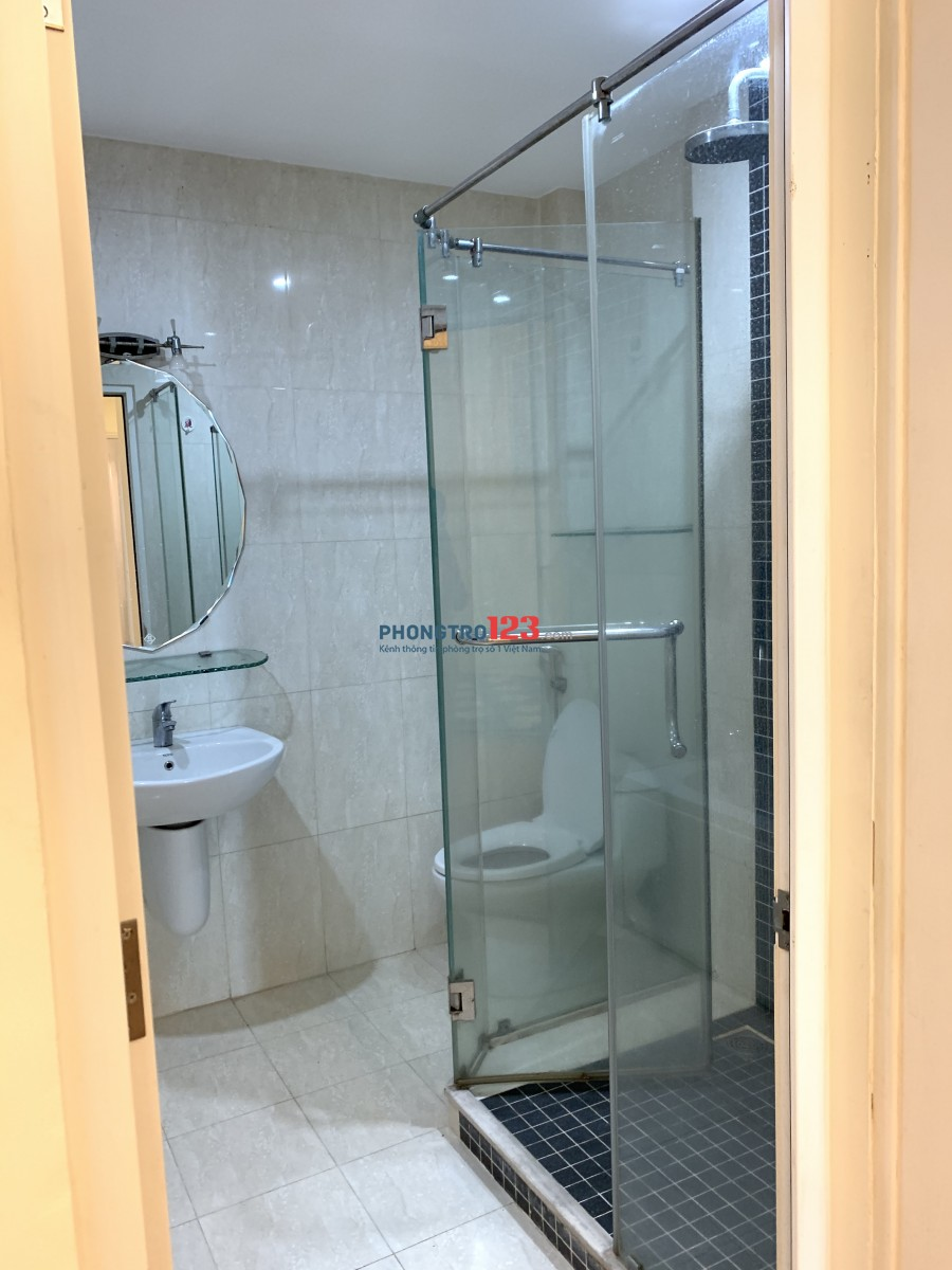 Cho thuê phòng trọ sạch sẽ mới ở đường Lê Văn Sỹ quận Phú Nhuận. Hình Thật 100%