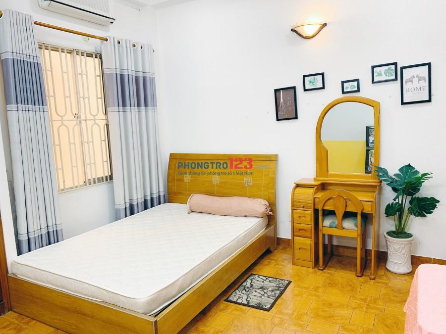 Cho thuê phòng Đường Điện Biên phủ, Dakao, quận 1