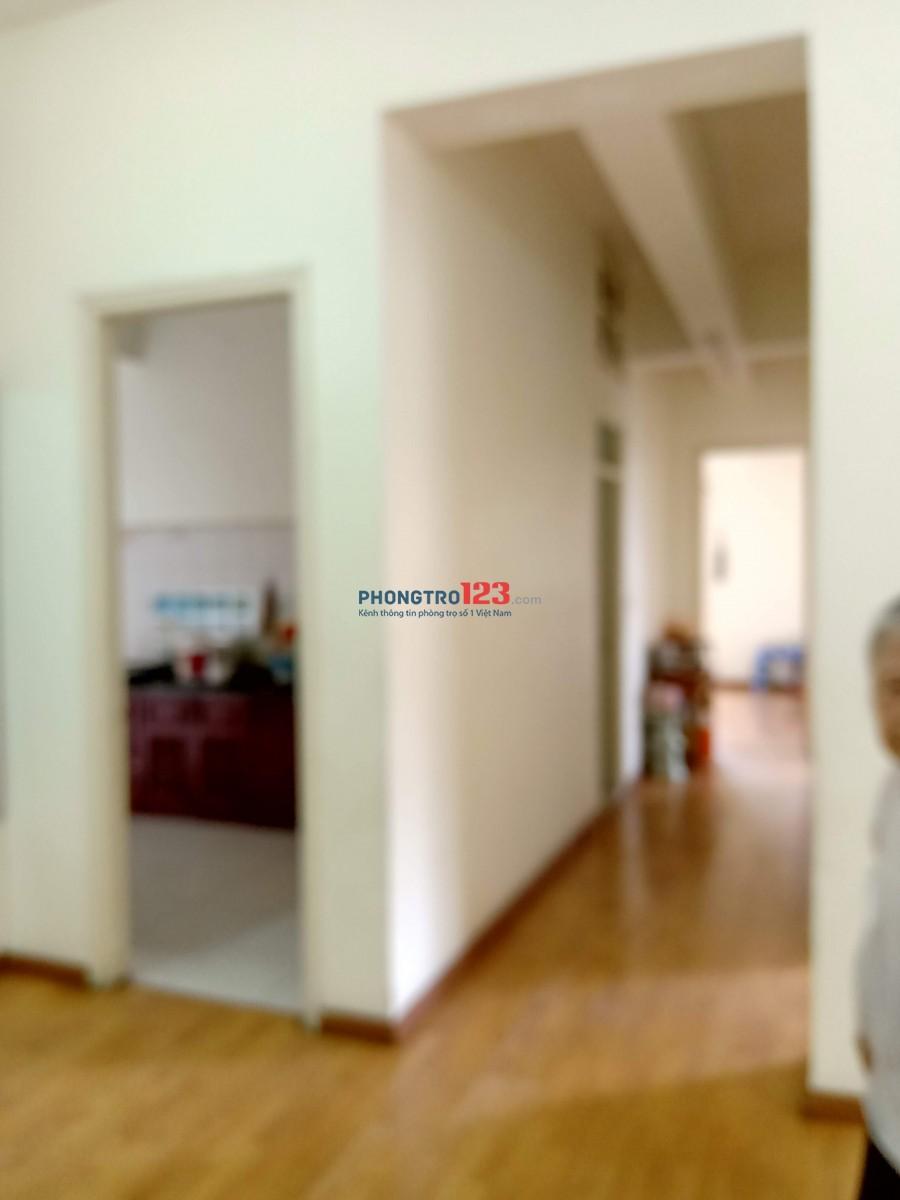 02 Phòng Trọ Home Stay Sạch Đẹp Khu Trung Cư Cao Tầng