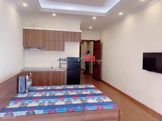 Cho thuê căn hộ chung cư mini tiêu chuẩn 4* tại Mai Dịch, Cầu Giấy 30m2 giá 4 tr/tháng LH 0904 379 253