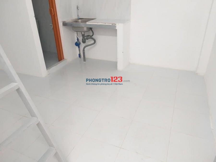 Cho thuê phòng trọ có bảo vệ 24/24 ngã 3 Huỳnh Tấn Phát - Bùi Văn Ba