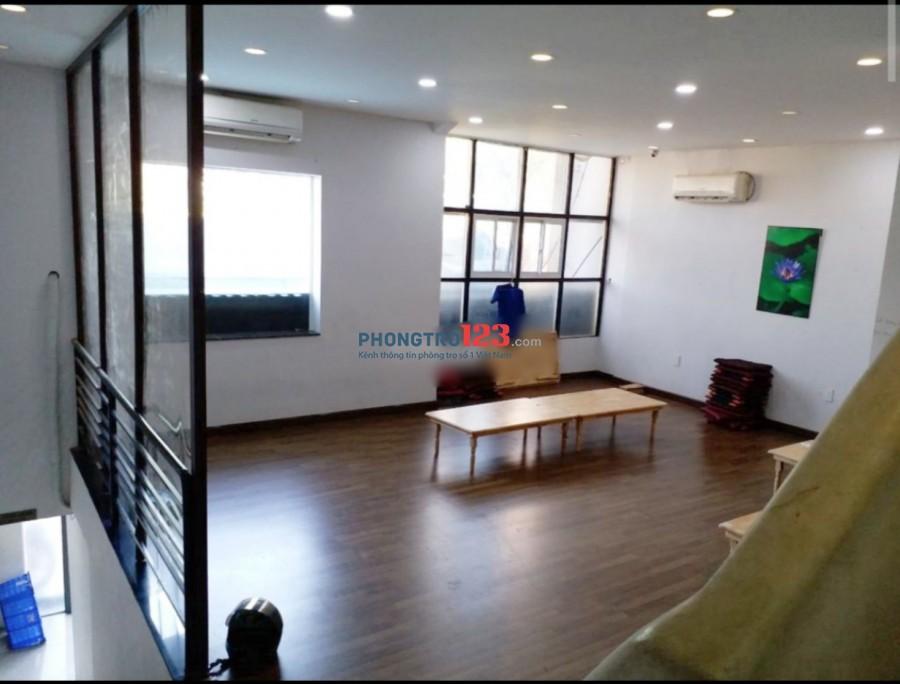 Cho thuê MB văn phòng 70m2 tầng 1 hoặc tầng 2 tòa nhà 384/1B Nam Kỳ Khởi Nghĩa P8 Q3