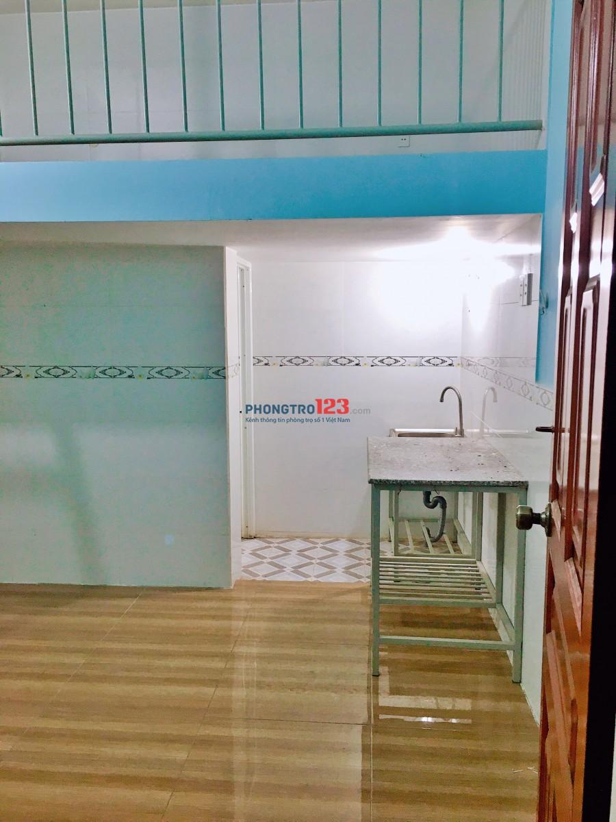 Cho thuê phòng trọ mới xây sạch sẽ, thoáng mát, giá rẻ tại quận Thủ Đức