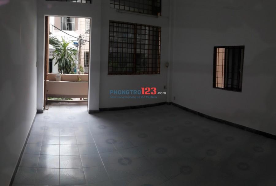 Cho thuê nhà nguyên căn 4x15 1 trệt 2 lầu 4pn hẻm 5m tại Huỳnh Văn Bánh P14 Q Phú Nhuận