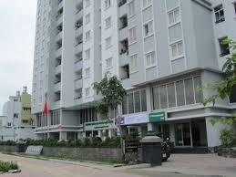 Cho thuê căn hộ 2PN tại Chung cư COPAC đường Tôn Đản Quận 4
