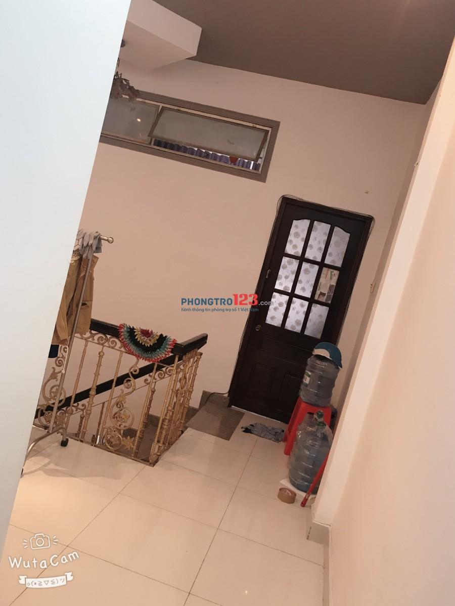 Cần nam ở ghép sinh viên hoặc nhân viên văn phòng khu vực cây Trâm Gò Vấp