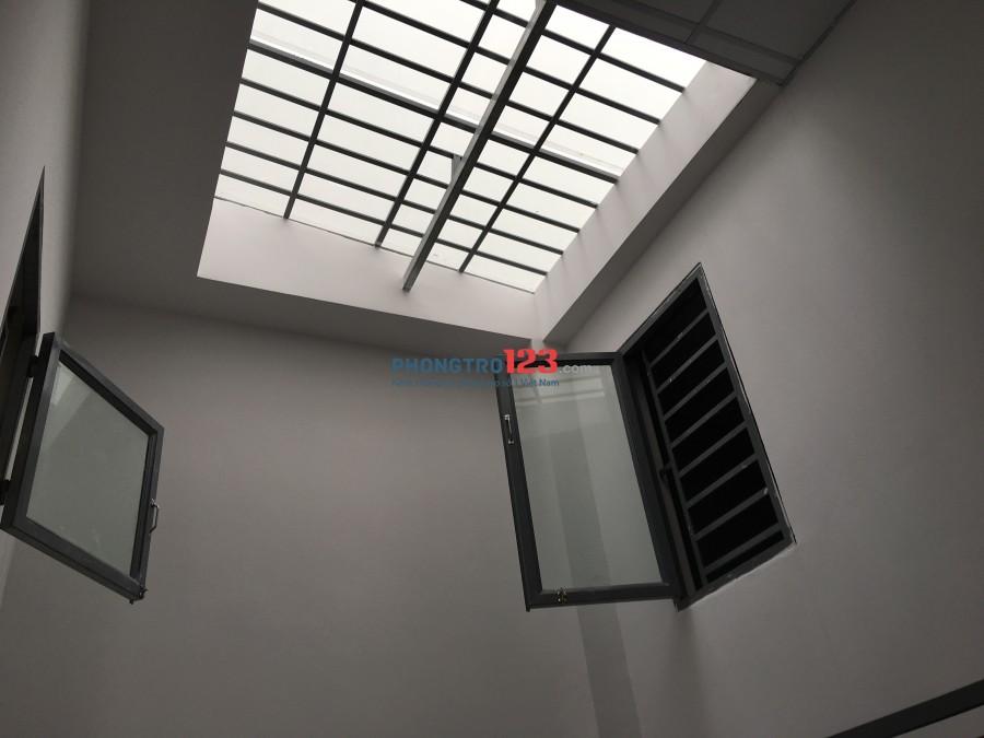 Cho thuê phòng mới xây giờ giấc tự do. Giá thuê 3 triệu/tháng Diện tích 30m2