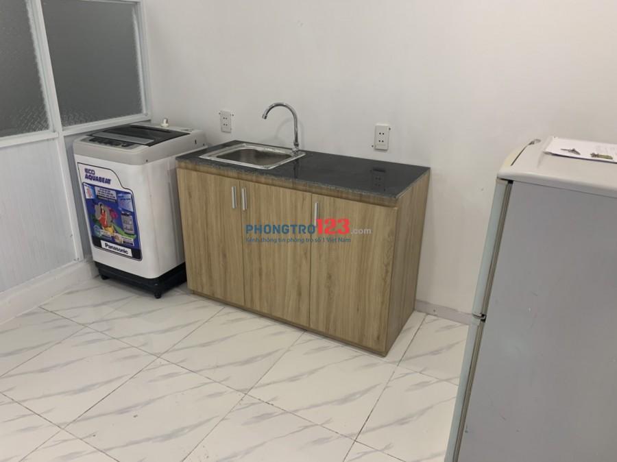 Cho Thuê Phòng Giá Rẻ Trung Tâm Quận 1 Ngay Chợ Tân Định