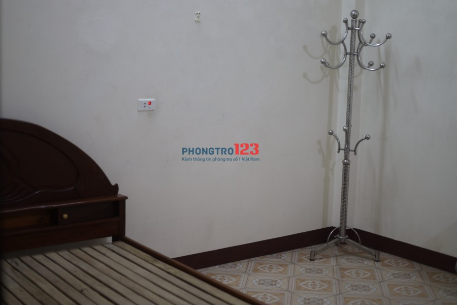 Cho thuê phòng trọ tại đường Tân Xuân, quận Bắc Từ Liêm, HN.