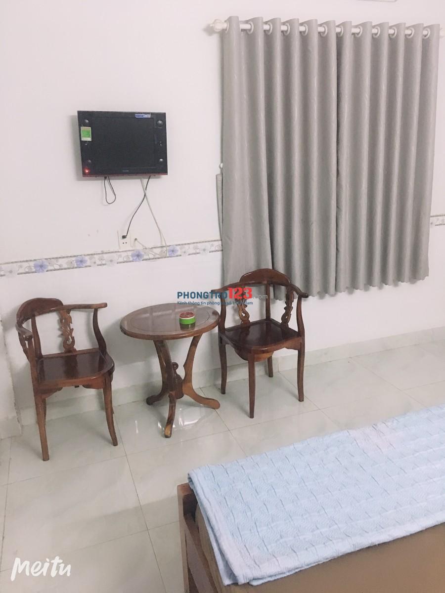 Phòng Khách Sạn cho thuê tháng, bao điện nước, đầu đủ tiện nghi, giá từ 3 triệu - 3,5 triệu