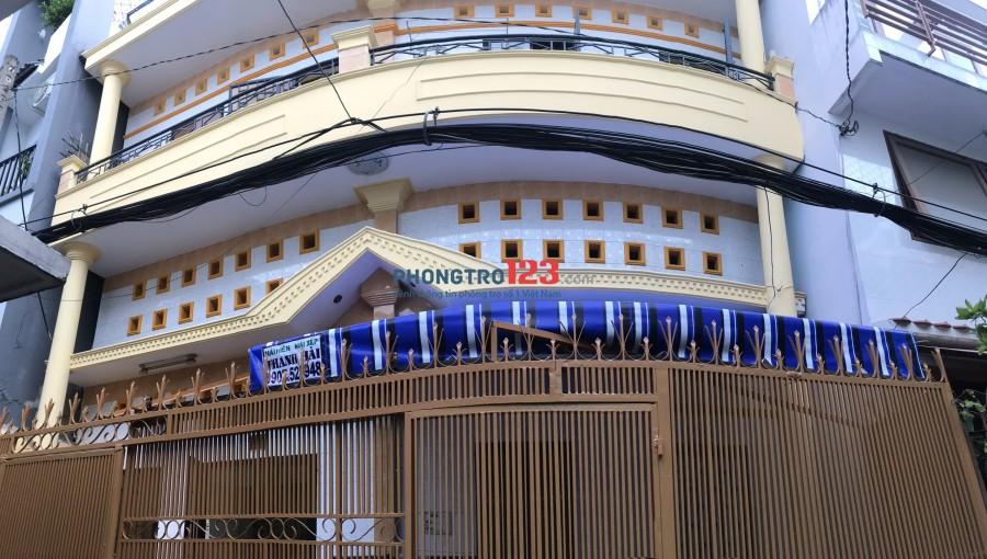 Cho Nam thuê phòng 16m2 bao nước ngay trung tâm 54/1/1 Đường Duy Tân Q Phú Nhuận giá 1,5tr/th