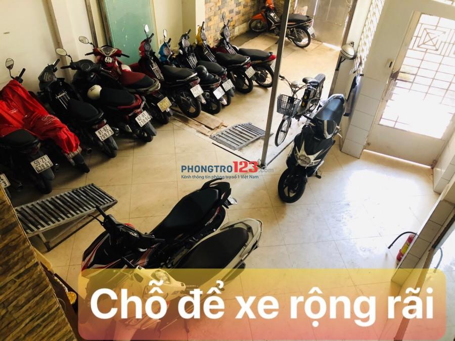 KTX cho thuê Ở ghép Văn Minh Đầy Đủ Tiện Nghi, An Ninh tại Quận Gò vấp