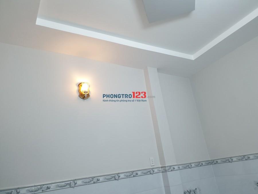 Cần cho thuê 3 phòng trọ tại Quận 8 mới tinh. Dt 12m2 phòng đẹp như hình