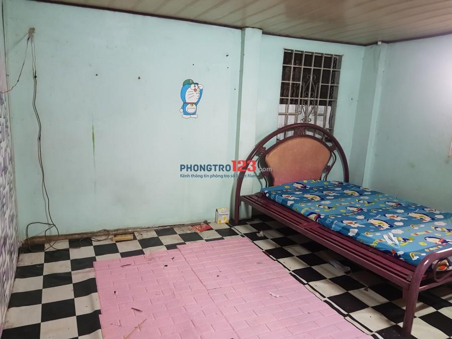 Cho nữ thuê phòng hẻm Cách Mạng Tháng 8 giá 1,6 triệu/tháng