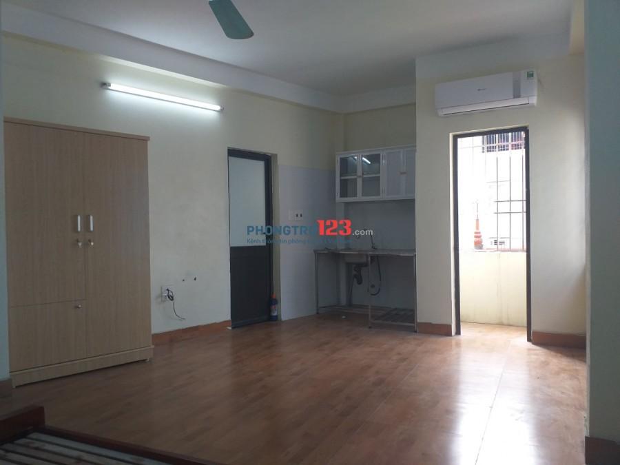Cho thuê phòng trọ 25m2 đủ đồ, đường Mễ Trì Hạ, đối diện KeangNam