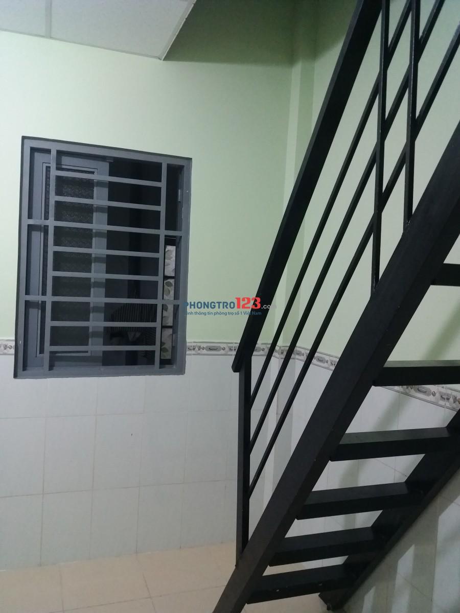 Phòng trọ cho thuê, nhà mới sạch sẽ, gác suốt có ban công tại Quận 7 đường Huỳnh Tấn Phát