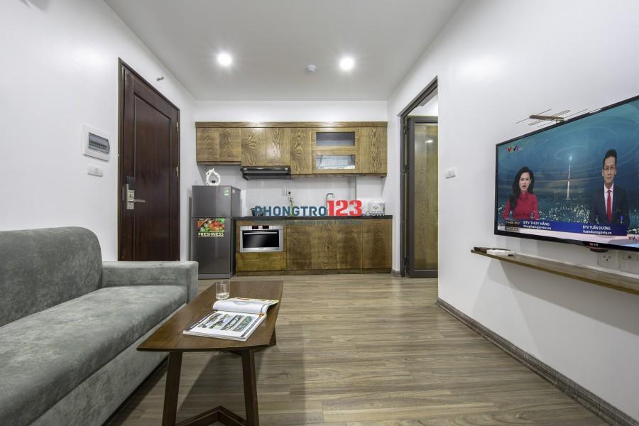 Cho thuê căn hộ khách sạn 3* theo ngày/tháng giá rẻ tại Hà Nội chỉ 350k/đêm.LH:0971009600