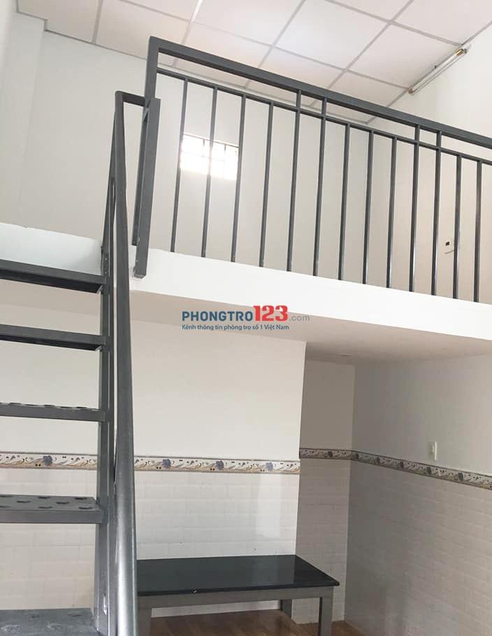 Cho thuê phòng trọ giá rẻ diện tích 25m2 tại quậnTân Bình giá thuê chỉ từ 3,1 triệu đến 3,5 triệu/tháng