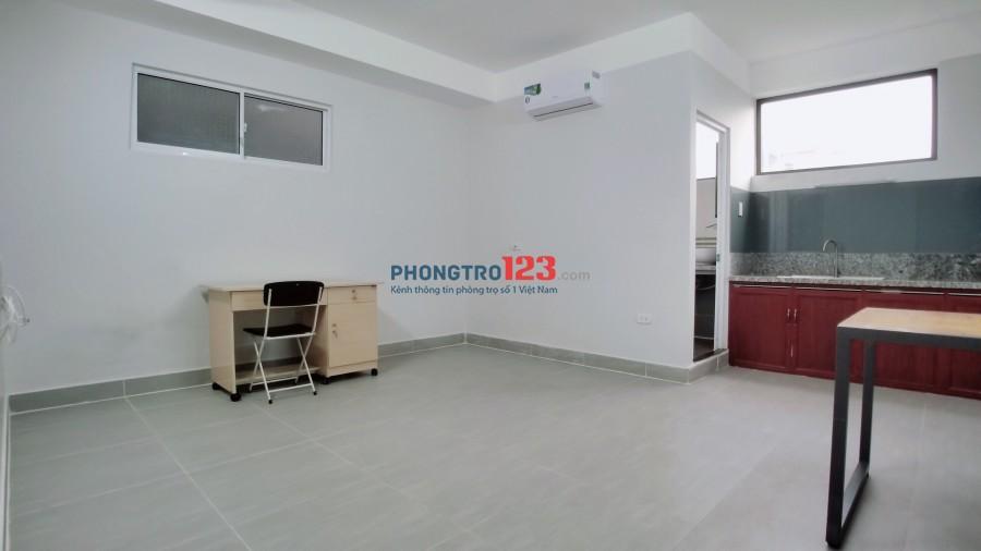 Phòng tiện nghi ngay Làng Đại Học khu B, Lê Văn Lương cách ĐH TĐT 2KM