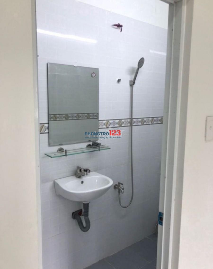 Tìm bạn ở ghép phòng 2 người. Giá 1tr7 bao điện nước.